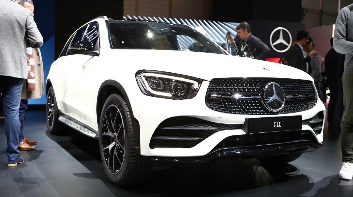 2021 Mercedes Benz GLC Exterior