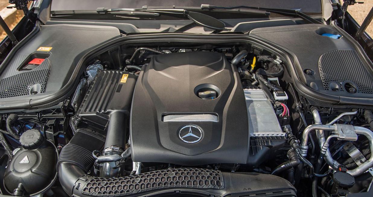2021 Mercedes C300 Engine