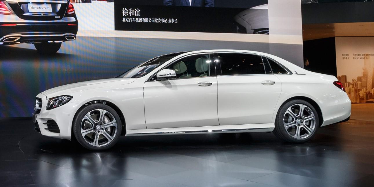 2021 Mercedes E Class Exterior