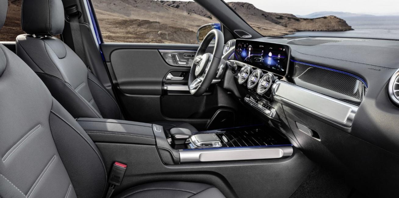 2021 Mercedes GLB Interior