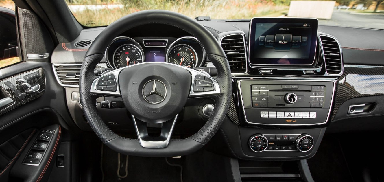 2021 Mercedes GLS Interior