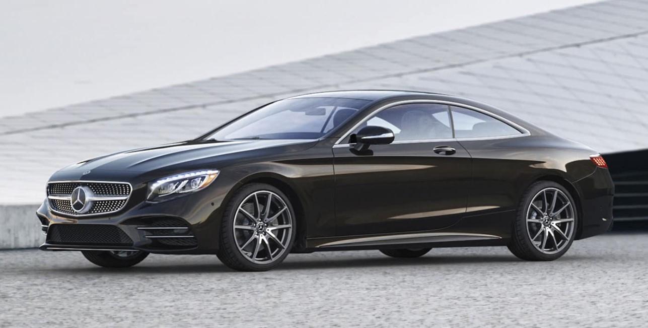 2021 Mercedes S Class Coupe Exterior
