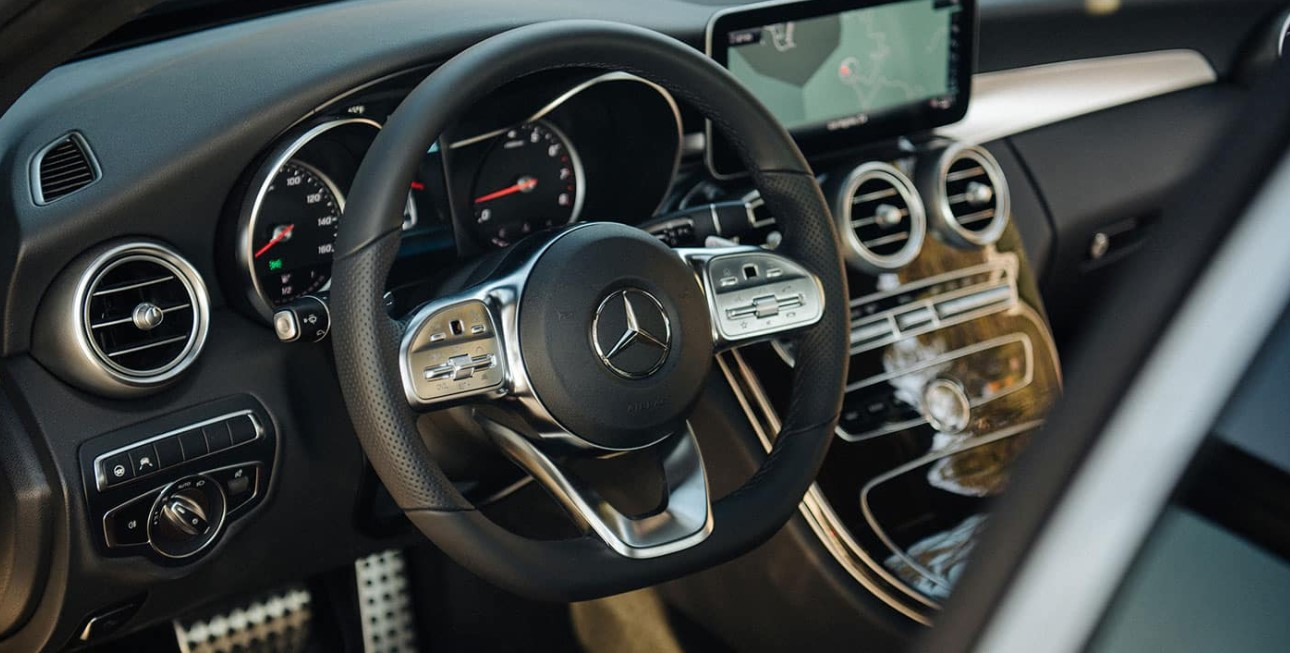 2021 Mercedes S Class Coupe Interior