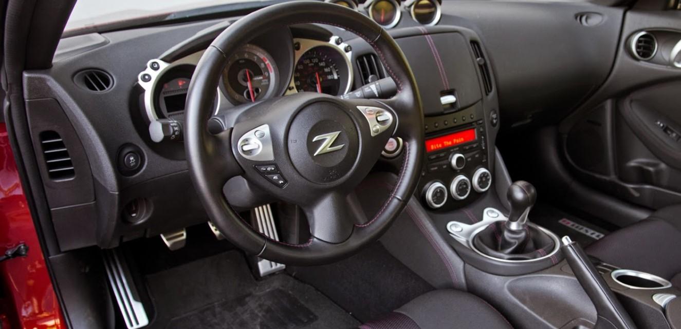 2021 Nissan 400Z Interior