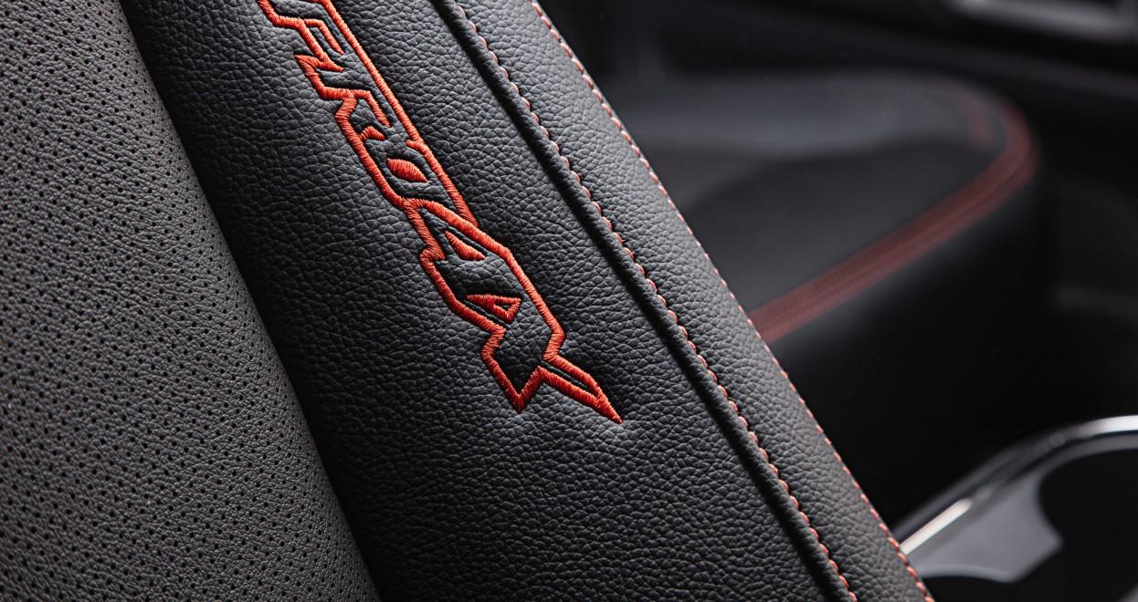 2021 Nissan Frontier Pro 4X Interior
