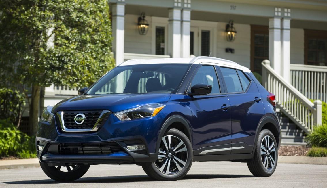 2021 Nissan Kicks Exterior