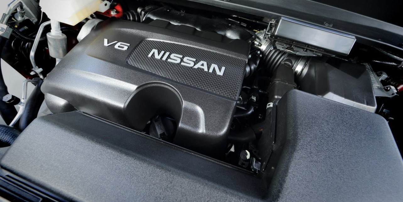 2021 Nissan Pathfinder Engine
