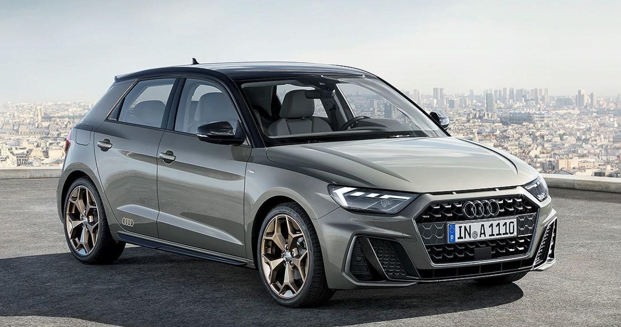 Audi A1 2020 Exterior