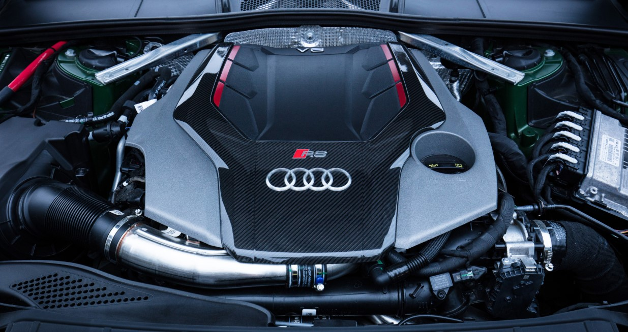 Audi RS5 2020 Engine