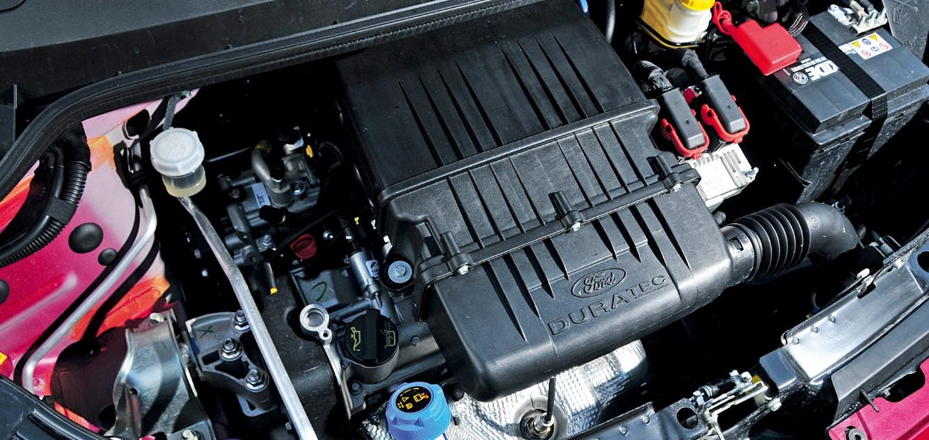 Ford Ka 2020 Engine