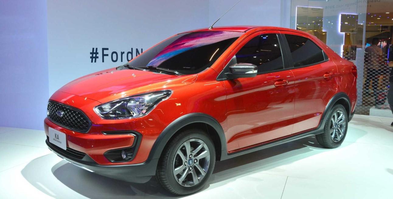 Ford Ka 2020 Exterior