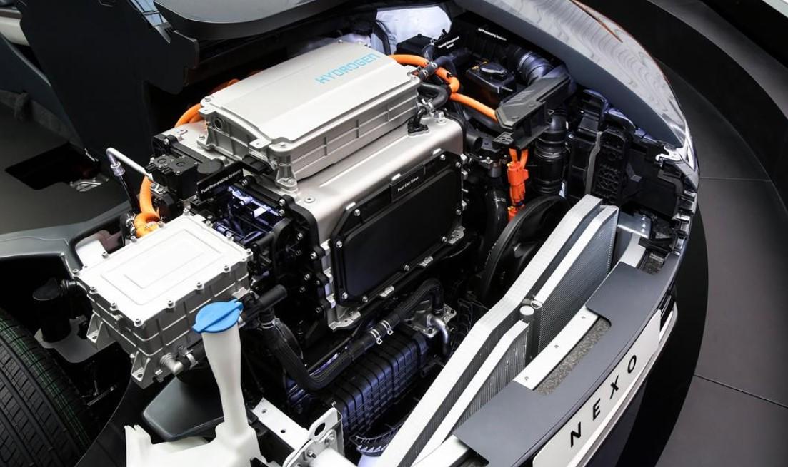 Hyundai Nexo 2021 Engine