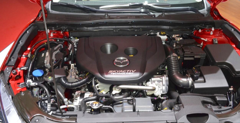 Mazda 3 2021 Engine