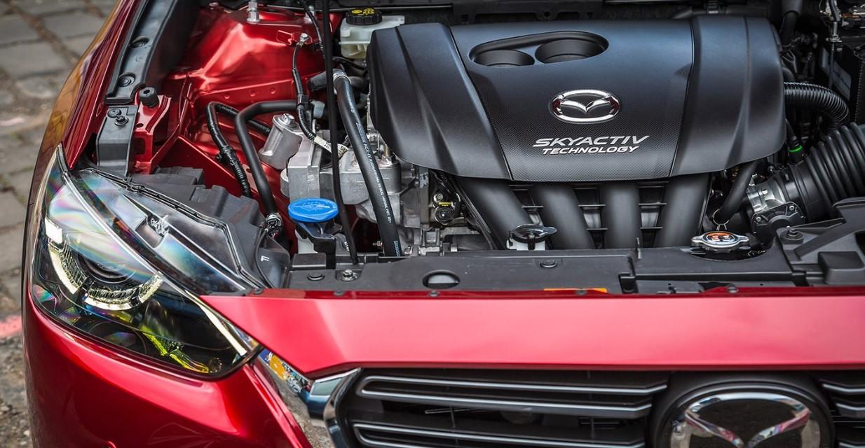 Mazda CX 3 2021 Engine