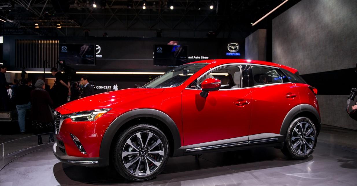 Mazda CX 3 2021 Exterior