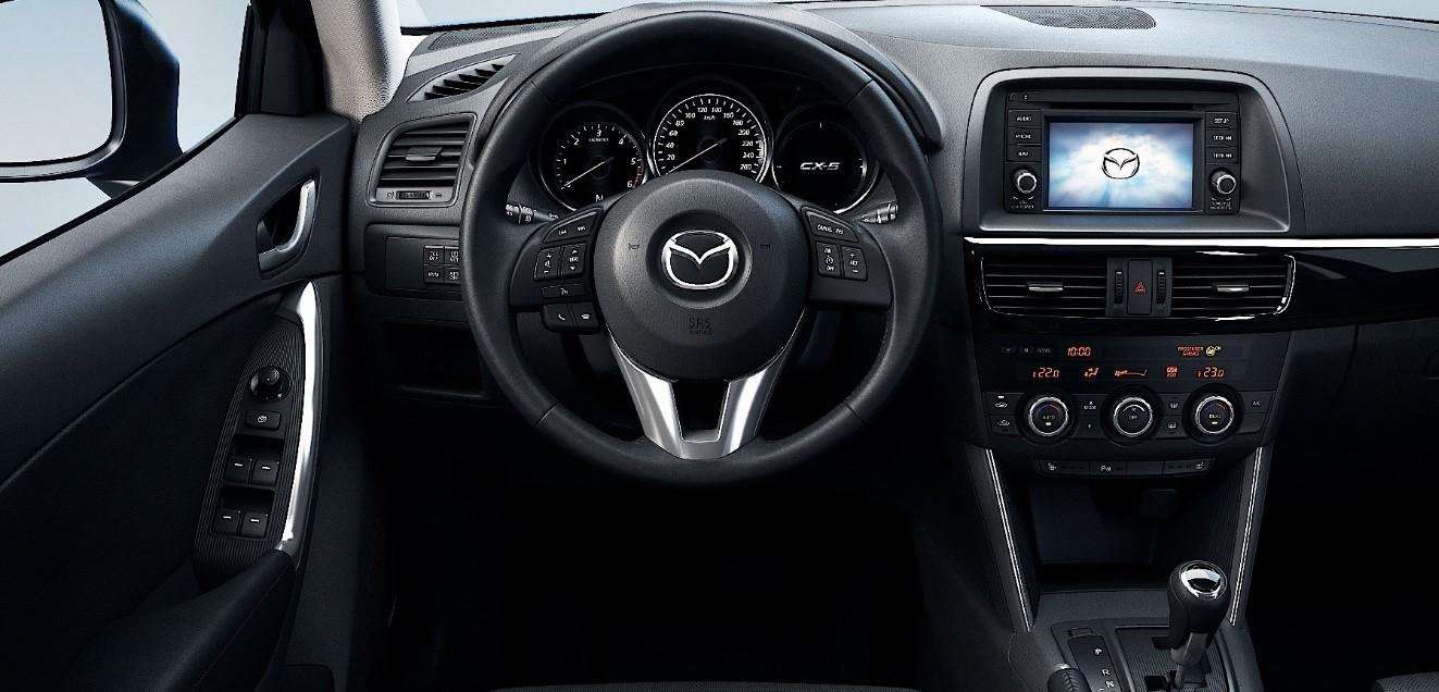 Mazda CX 5 2021 Interior