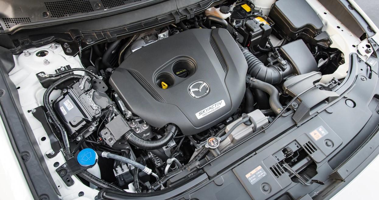 Mazda CX 9 2021 Engine
