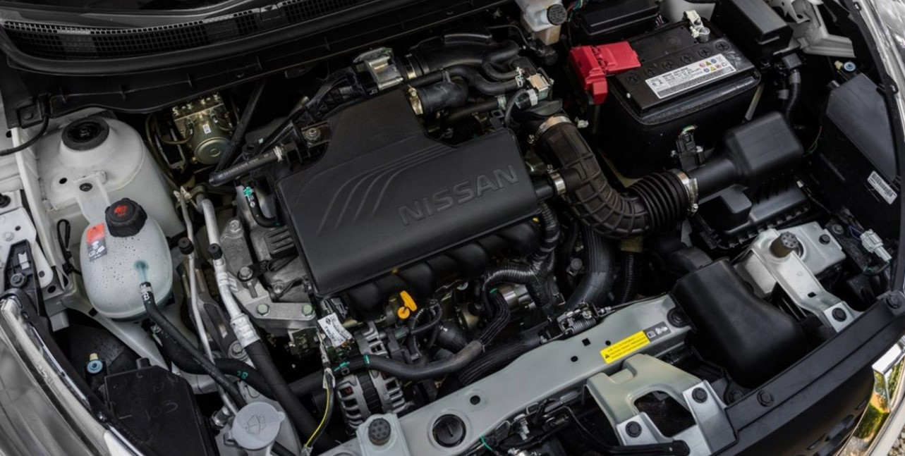 Nissan Kicks 2020 Engine