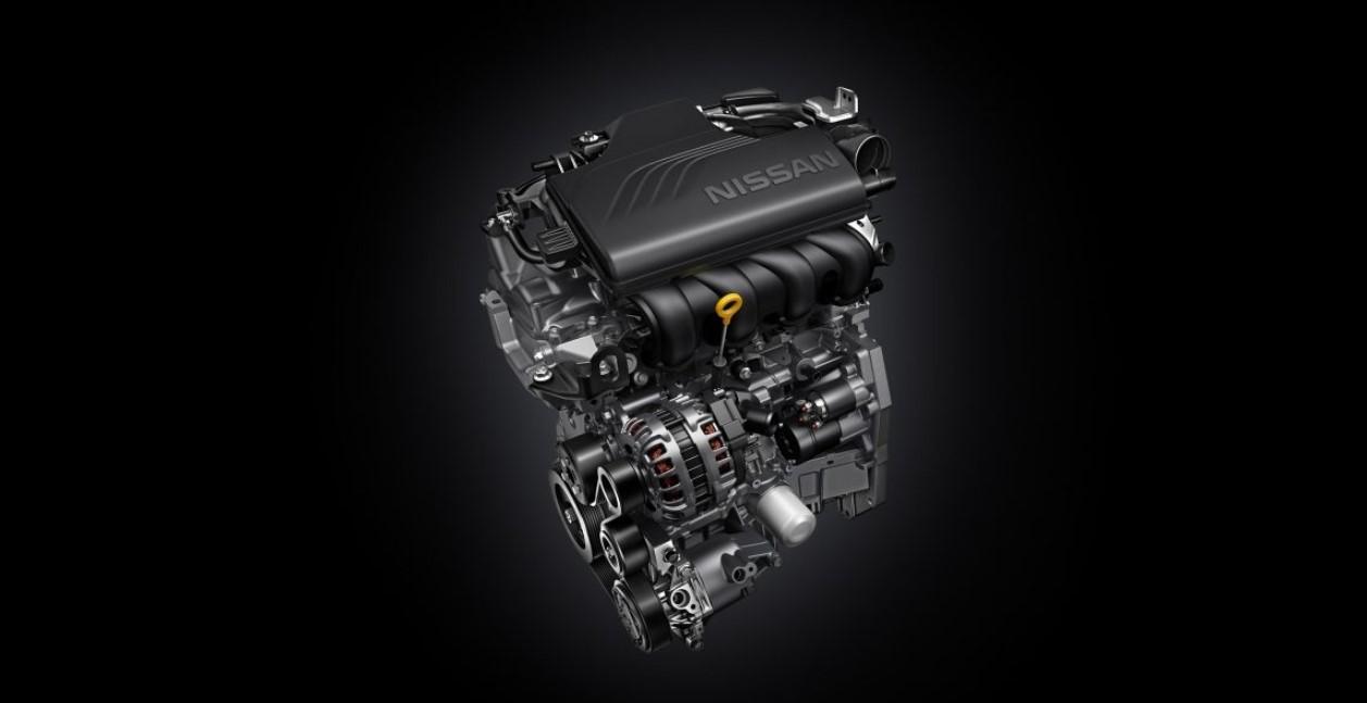 Nissan Kicks 2021 Engine