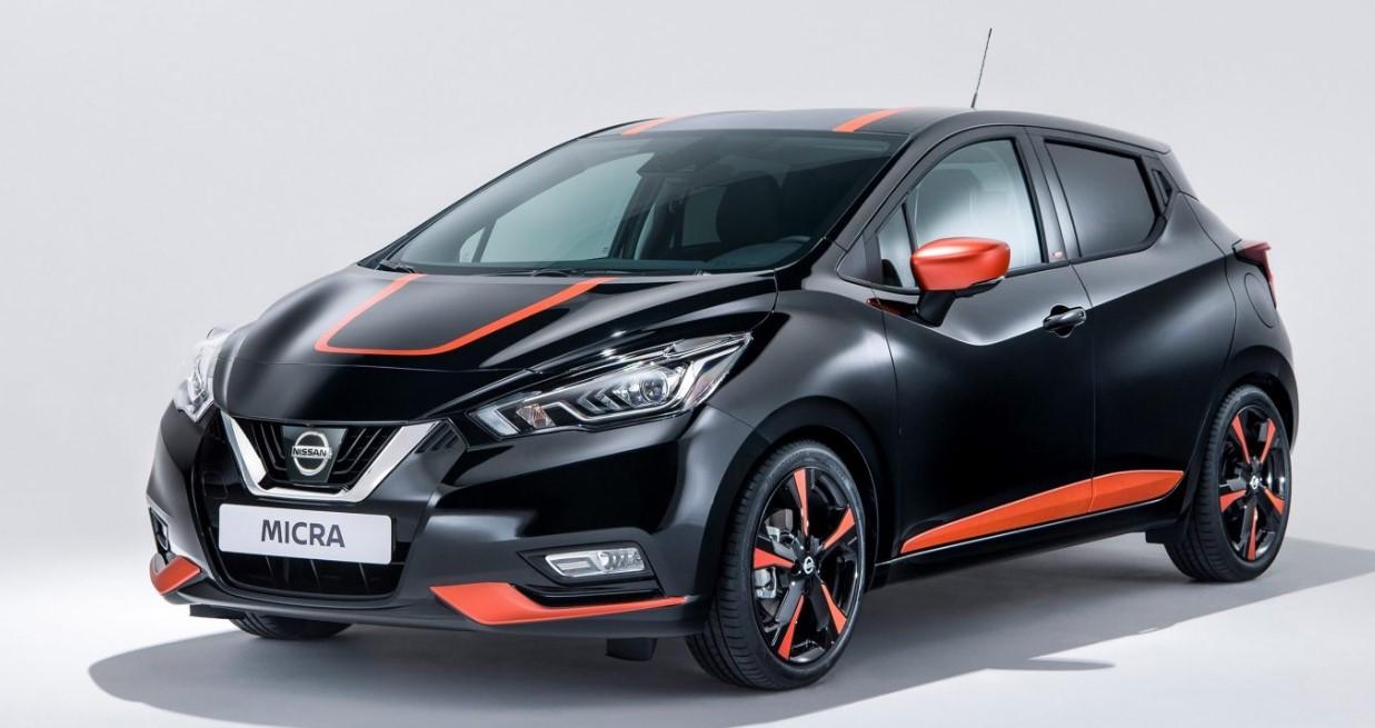 Nissan Micra 2021 Exterior