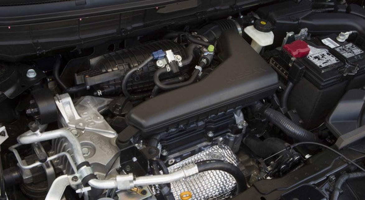 Nissan Rogue 2021 Engine