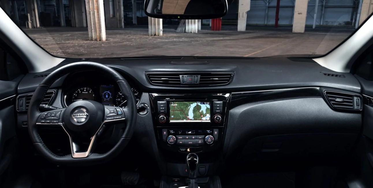 Nissan Rogue 2021 Interior