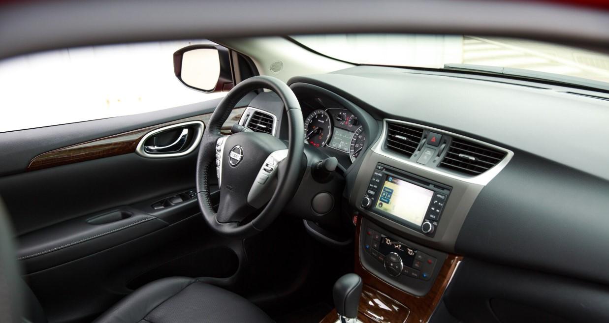 Nissan Sentra 2021 Interior
