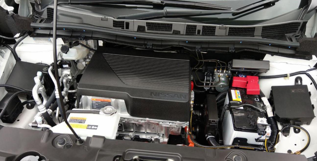 Nissan Serena 2021 Engine