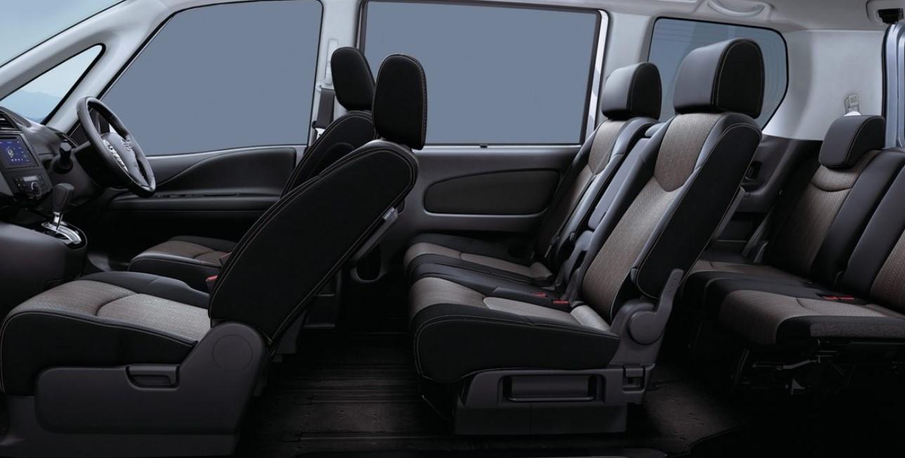 Nissan Serena 2021 Interior