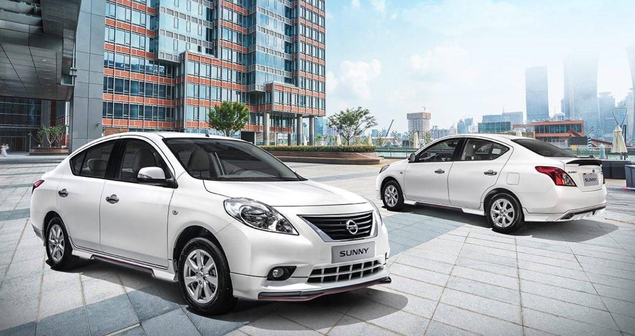 Nissan Sunny 2021 Exterior