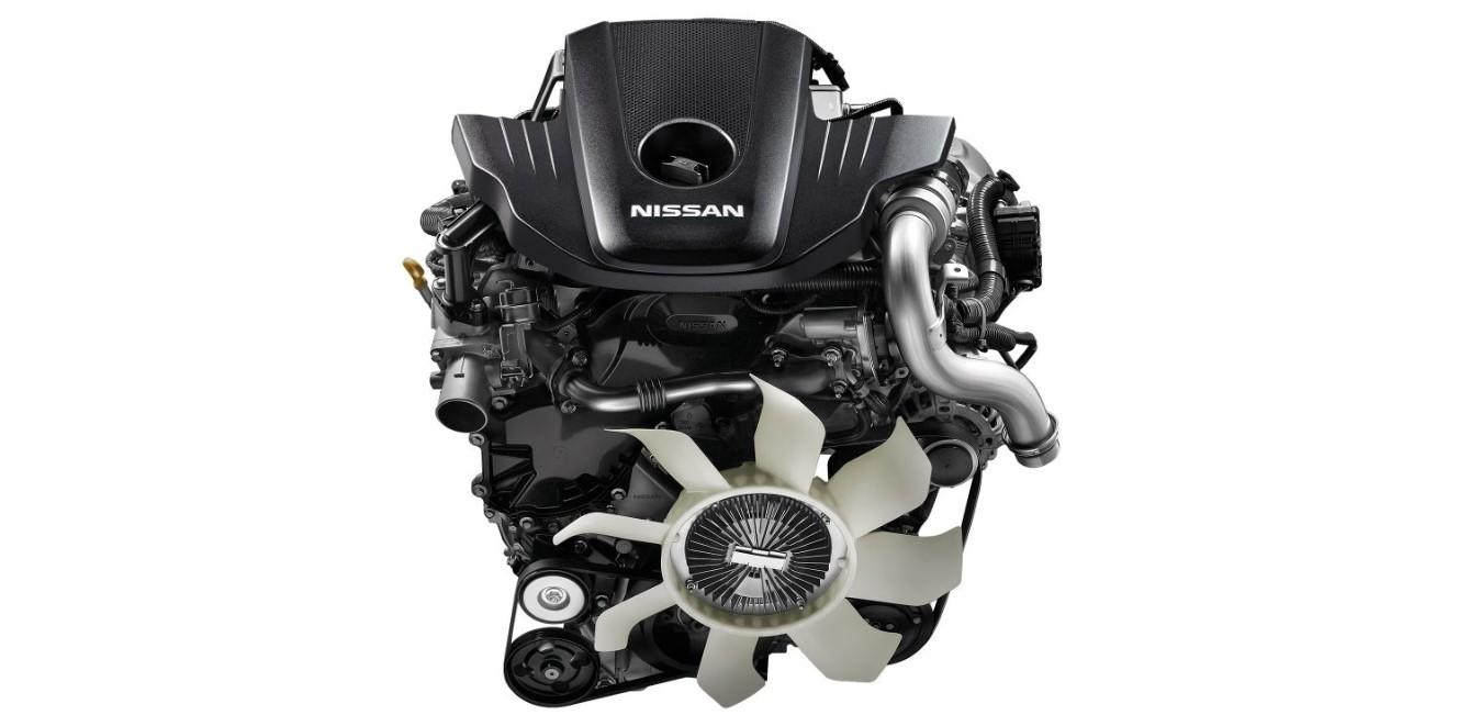 Nissan Terra 2021 Engine