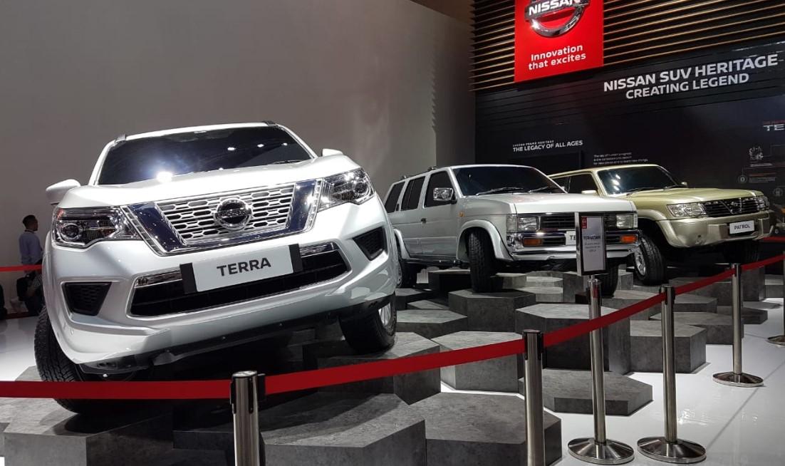Nissan Terra 2021 Exterior