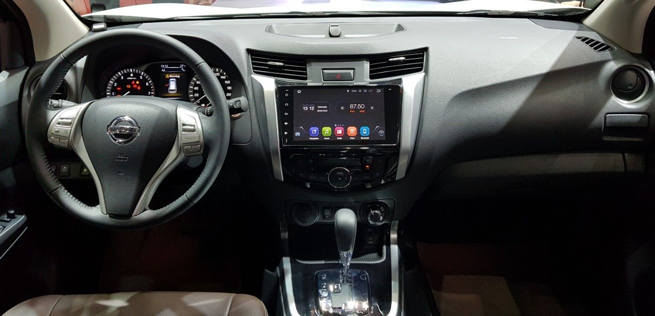 Nissan Terra 2021 Interior