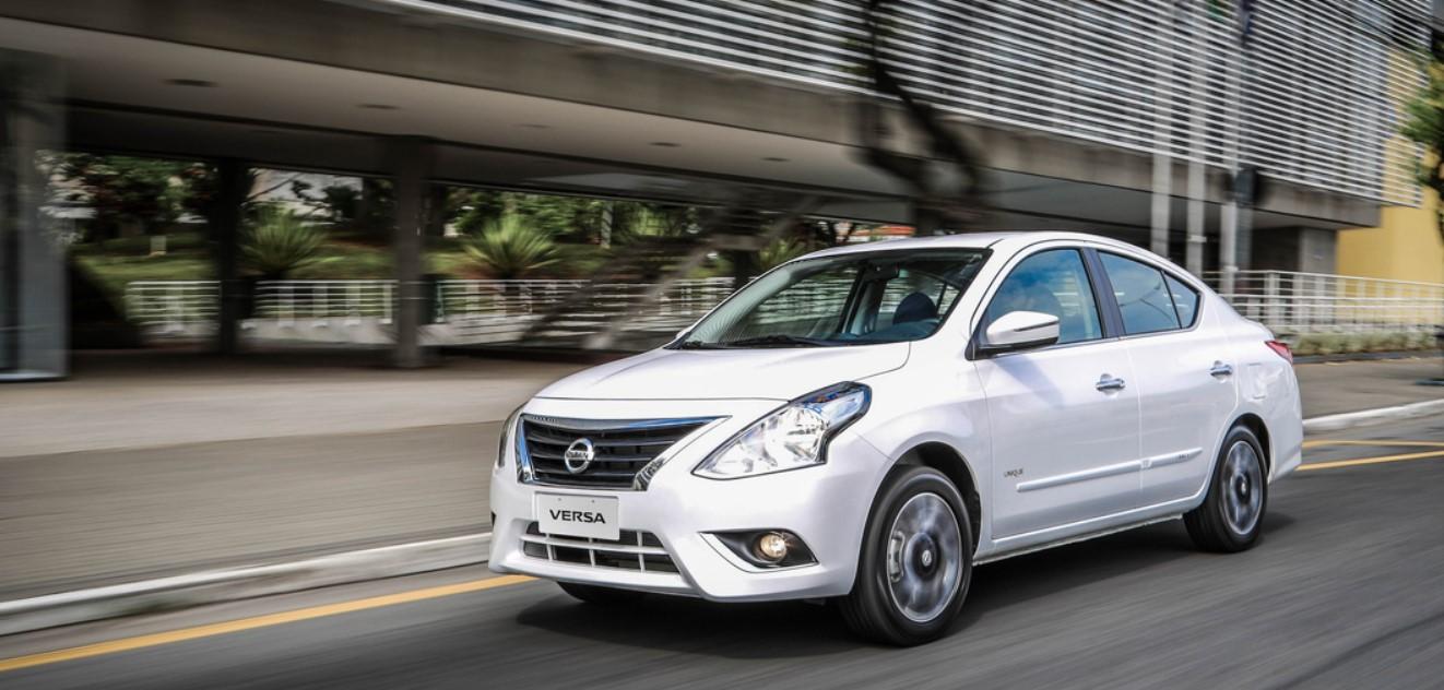 Nissan Versa 2021 Exterior
