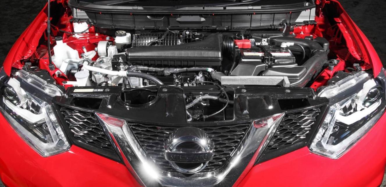 Nissan X Trail 2021 Engine