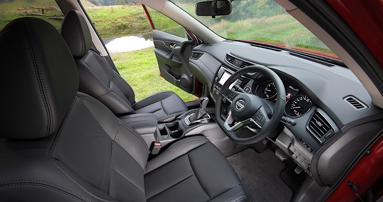 Nissan X Trail 2021 Interior