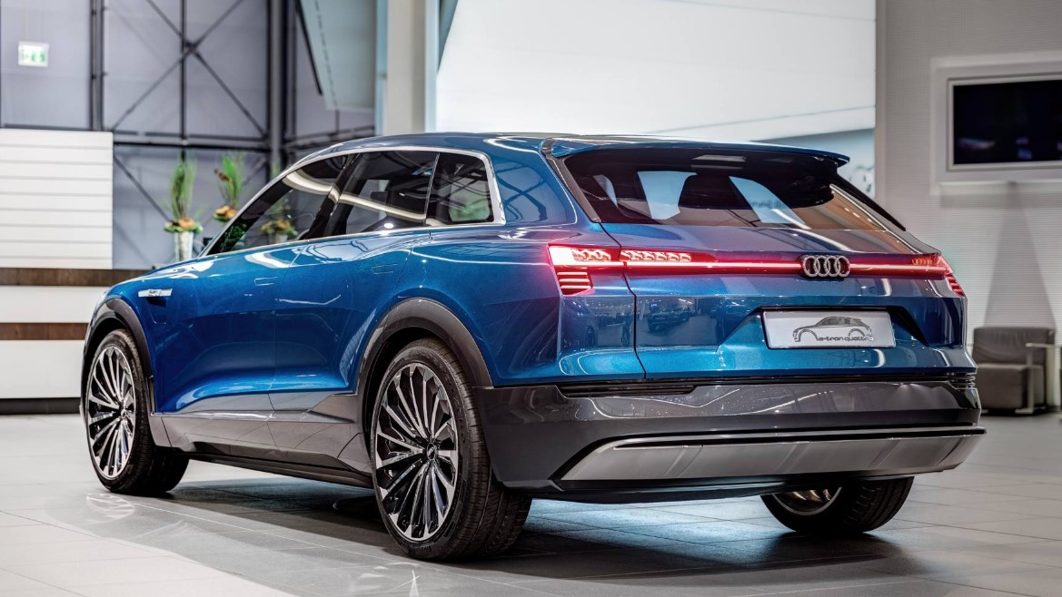 2020 Audi Sport EV Engine