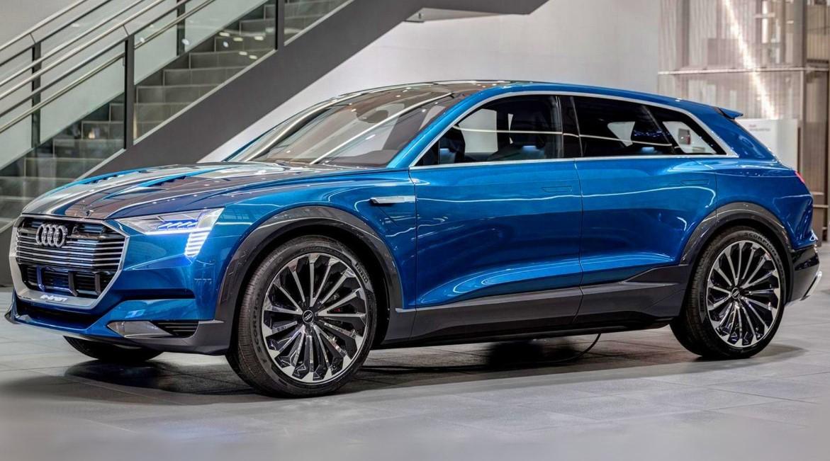 2020 Audi Sport EV Exterior