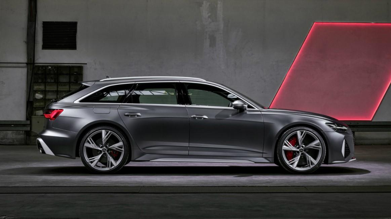 2020 Audi Avant Exterior
