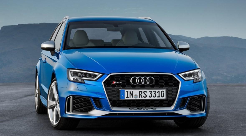 2020 Audi RS3 Exterior