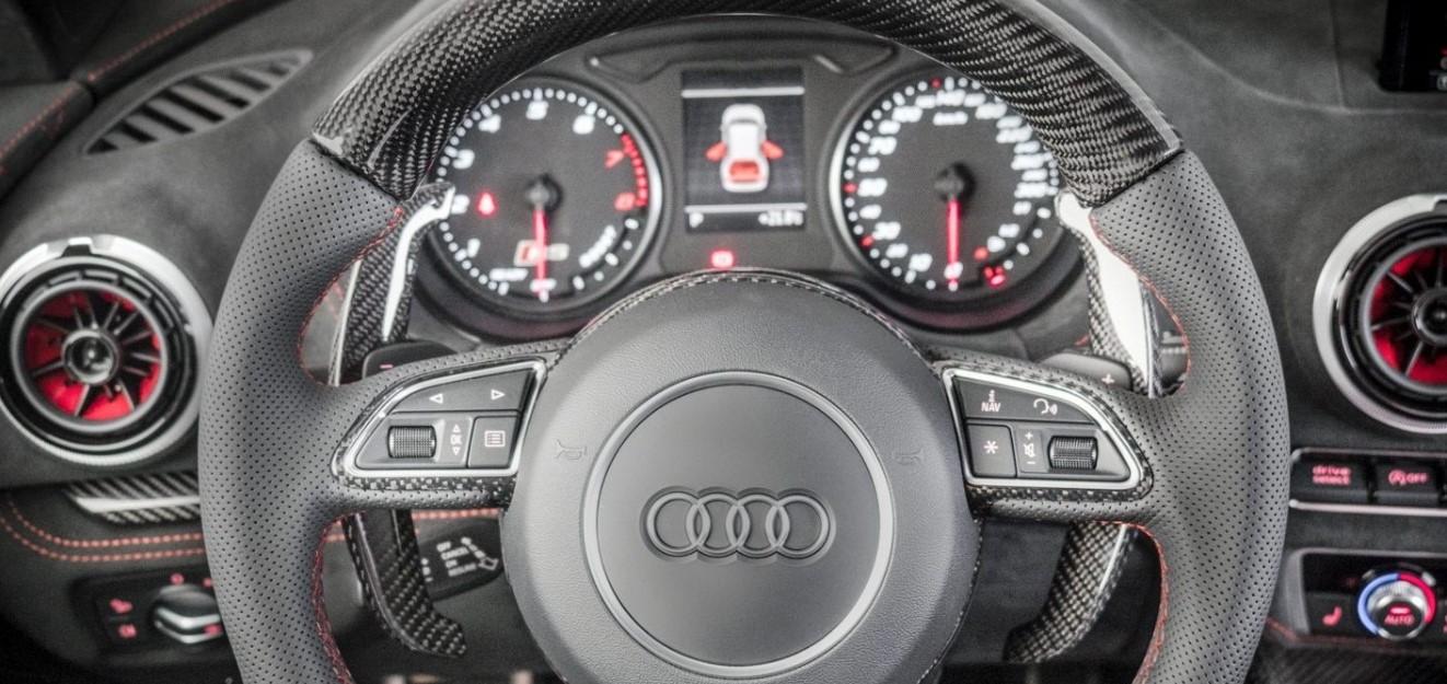 2020 Audi RS3 Interior