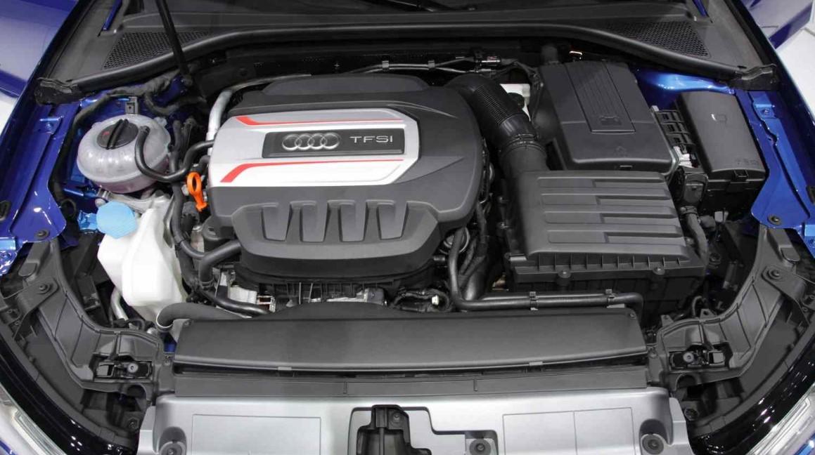 2020 Audi S3 Engine