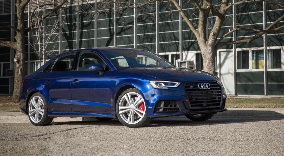 2020 Audi S3 Exterior