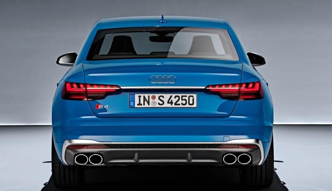 2020 Audi S4 Engine