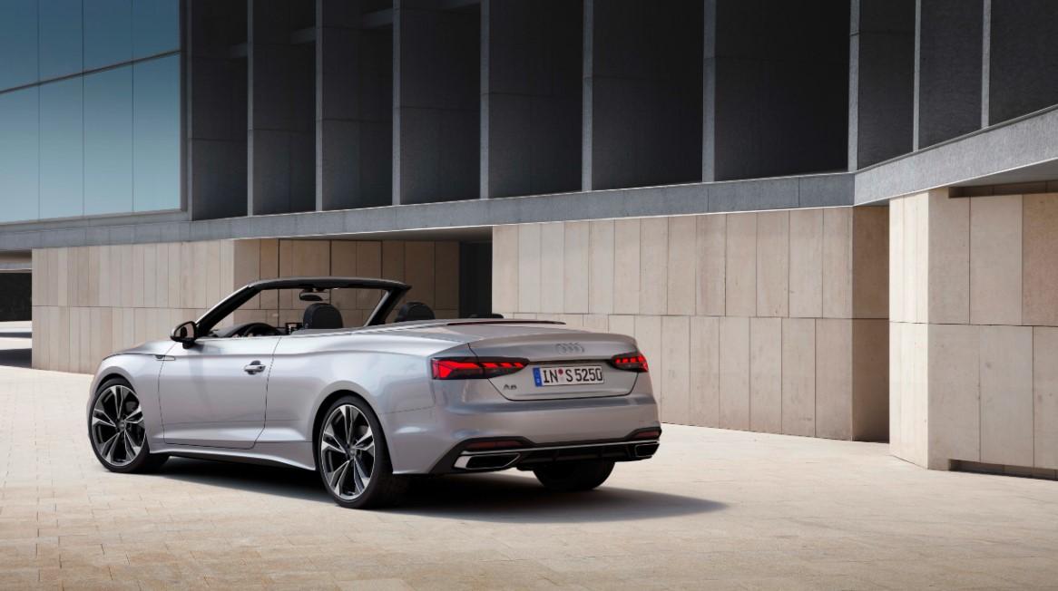 2020 Audi S5 Engine