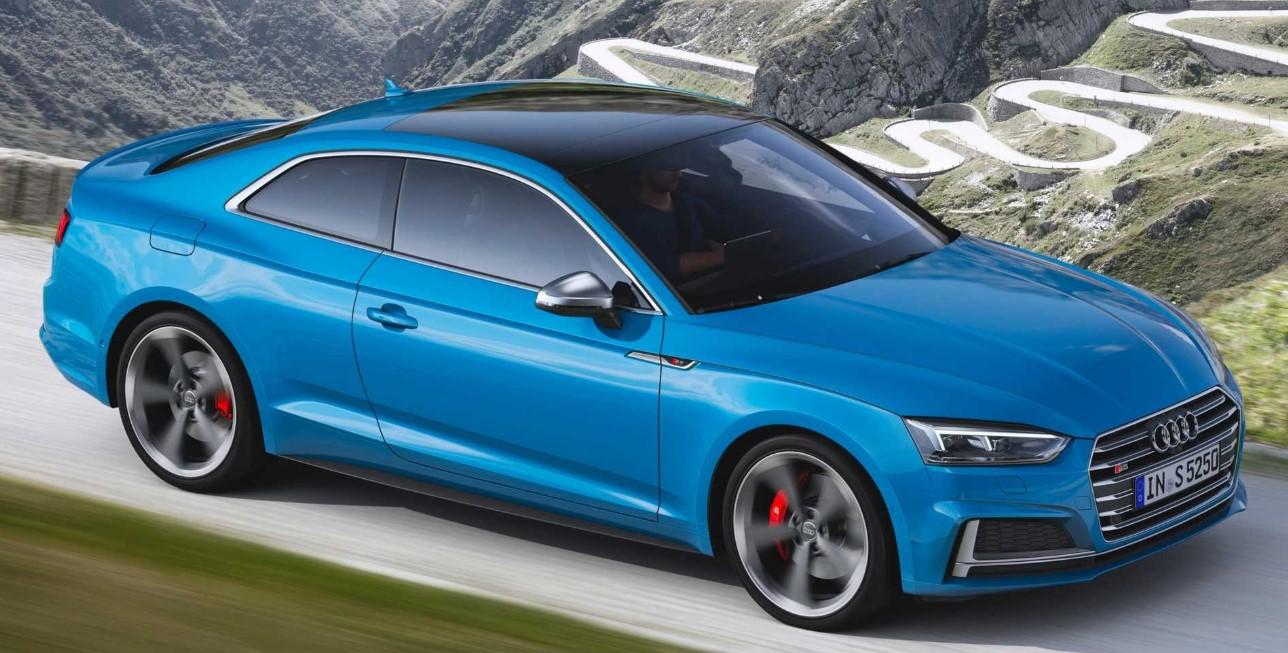 2020 Audi S5 Exterior