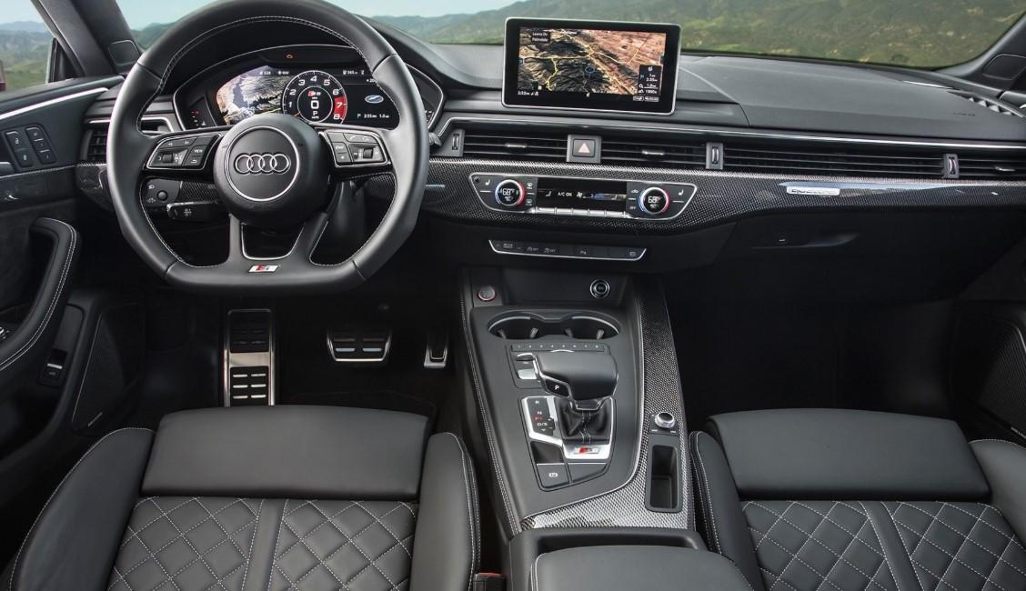2020 Audi S5 Interior