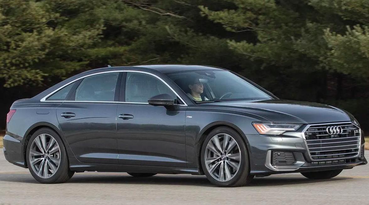 2020 Audi S6 Exterior