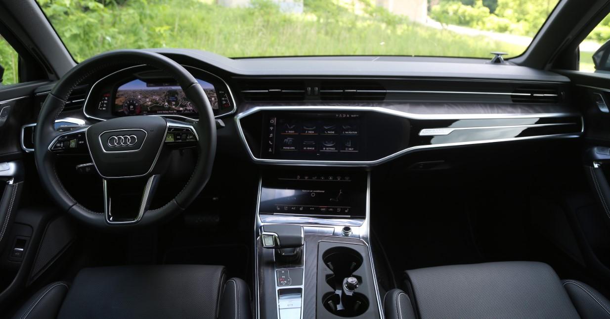 2020 Audi S6 Interior