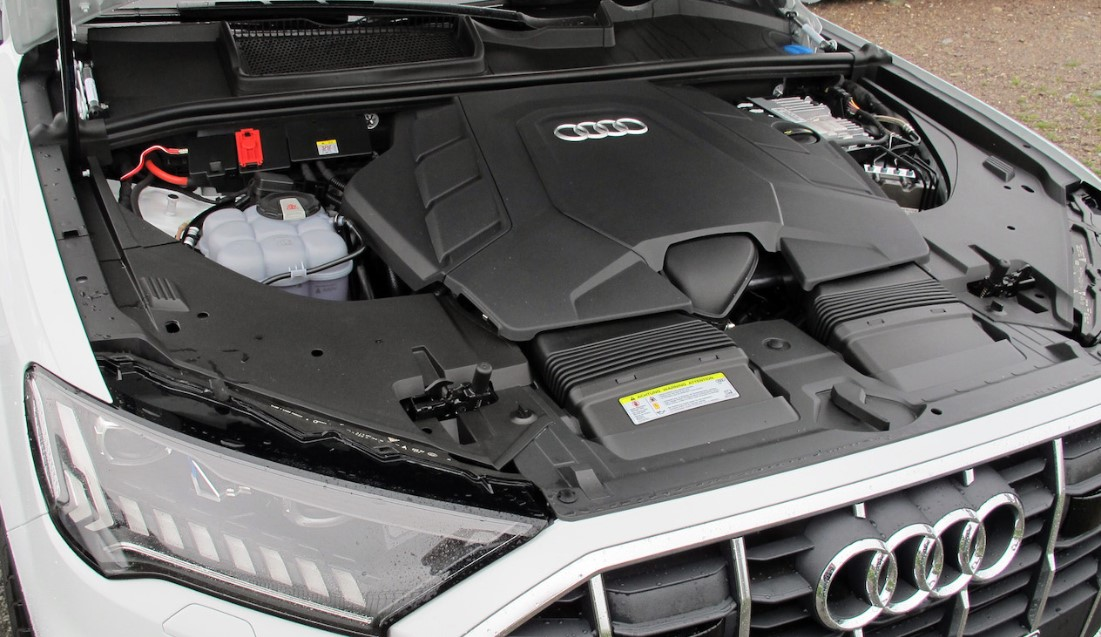 2020 Audi SUV Engine